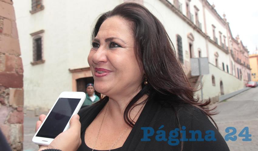 Mónica Borrego Estrada