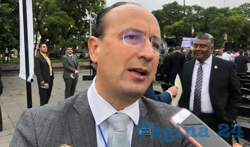 Jorge Humberto Mora Muñoz, fiscal especializado en Combate a la Corrupción