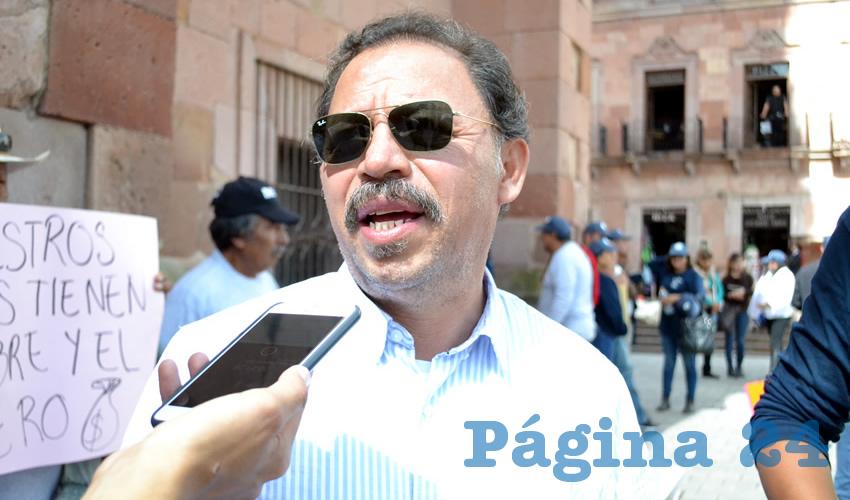 Alcaldes Despiden Trabajadores Para Contratar a Otros: Alejandro Rivera