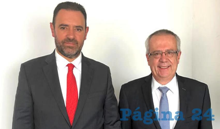 Se Reúne Gobernador Tello con Carlos Urzúa, Propuesto Como Próximo Secretario de Hacienda