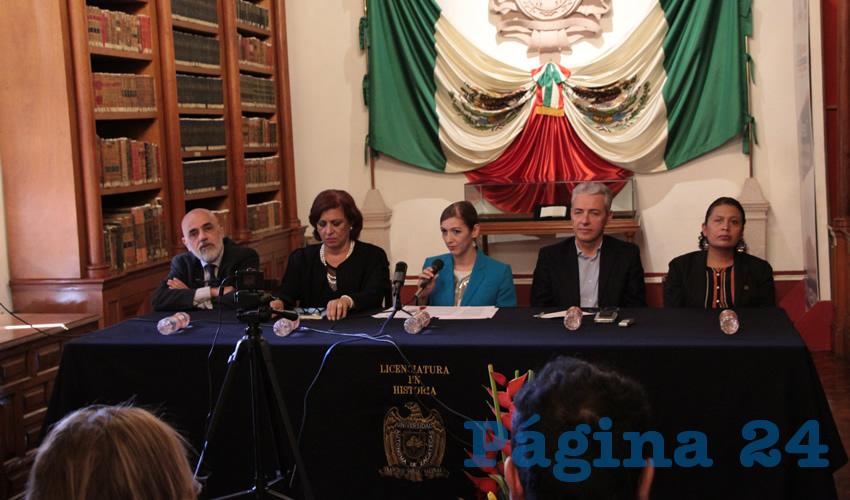 Inauguran Bienal Internacional de Cine Científico en Zacatecas