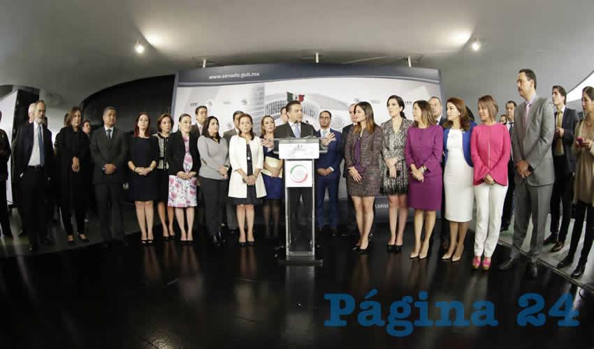 Impulsa PAN en el Senado Iniciativa Para Eliminar ISR