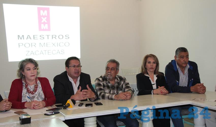 """""""El SNTE ha Perdido Confianza y Credibilidad"""", Sentencia González"""