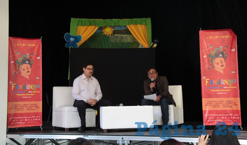 "Presentan Actividades del Fandango ""Gachita Amador"""