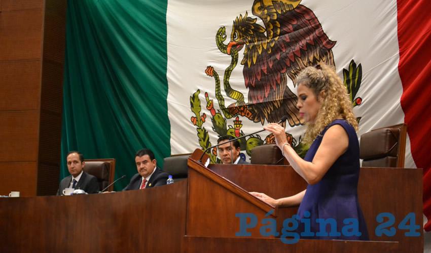 Paula Rey Ortiz Medina, titular de Secretaría de la Función Pública