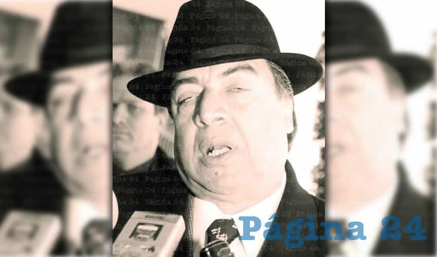 Felipe González González ...¿se amparará el hambreador?..