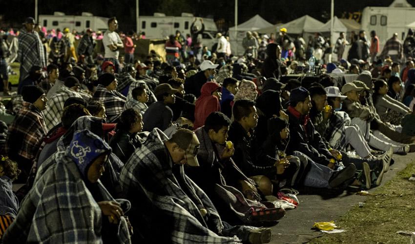 El texto contó con el rechazo de Hungría, Eslovaquia, República Chequia y Polonia, países que ratificaron su negativa a acoger a solicitantes de asilo.