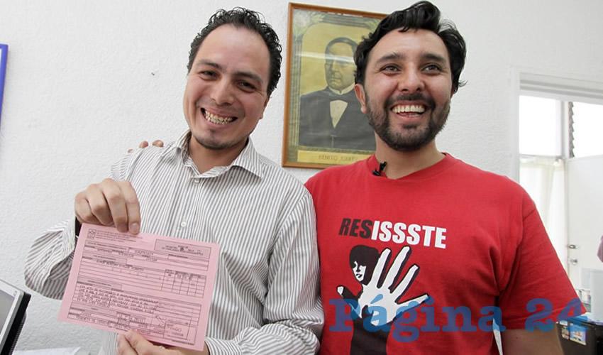 El ISSSTE celebra la aprobación del Senado de la República del dictamen que garantiza seguridad social a las parejas del mismo sexo