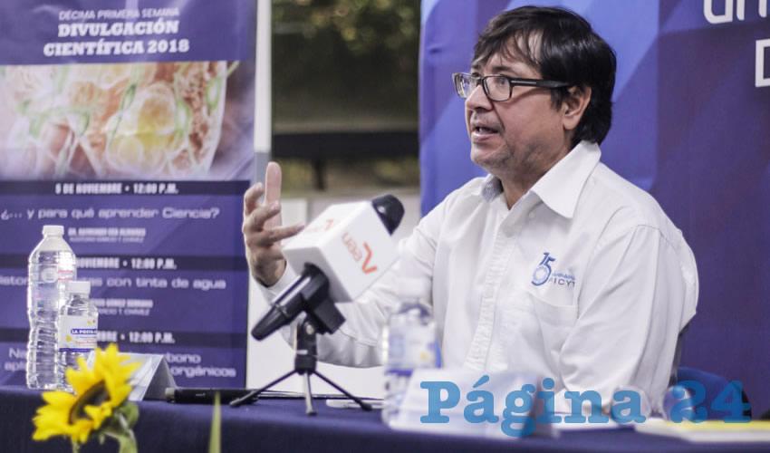Décima Primera Semana de Divulgación Científica de la Universidad Autónoma de Aguascalientes y la Academia Mexicana de Ciencias