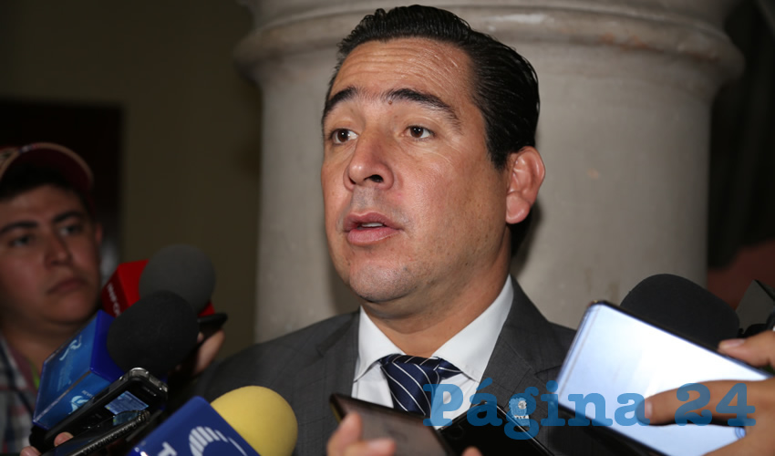 El PAN no Necesita Alianzas Para Enfrentar las Elecciones Locales: Gustavo Báez Leos