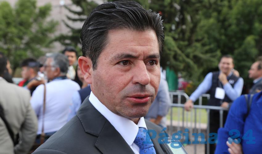 La Salida de Liderazgos Caducos no Afecta en lo más Mínimo a Acción Nacional: Jorge López