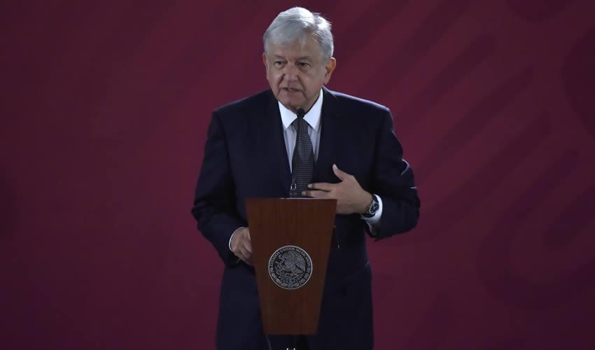Envía AMLO Iniciativa al Senado  Para Eliminar Fuero Presidencial