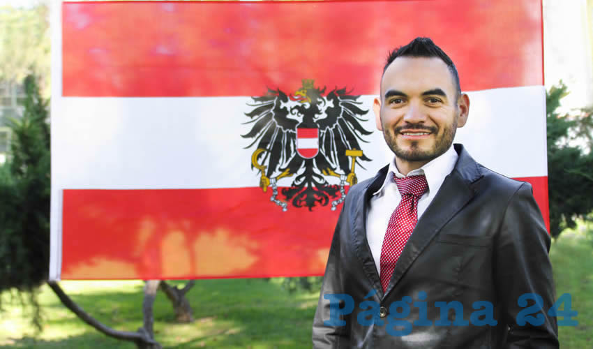 La Universidad Autónoma de Aguascalientes realizó la segunda proyección de la Muestra de Cortometrajes Austriacos 2018
