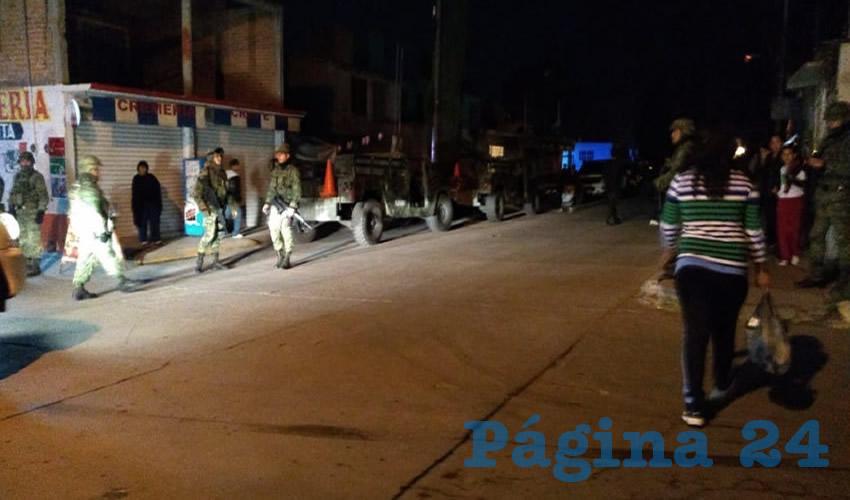El ataque armado ocurrió el fraccionamiento Arboledas de Paso Blanco