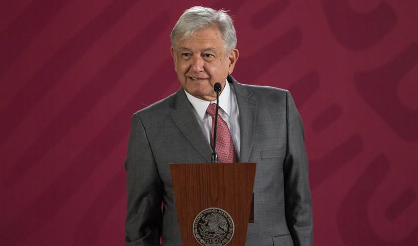 Andrés Manuel López Obrador, presidente de México (Foto: Misael Valtierra/Archivo/Cuartoscuro)