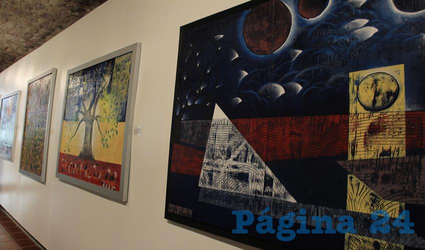 Exposición Colectiva del Taller del Artista Catarino del Hoyo