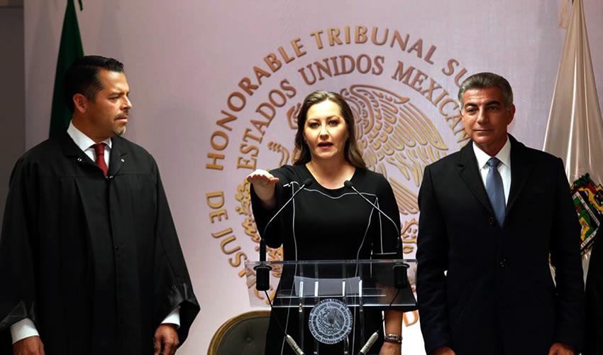 Martha Erika Alonso Arranca Gobierno sin  Representante del Gabinete Presidencial