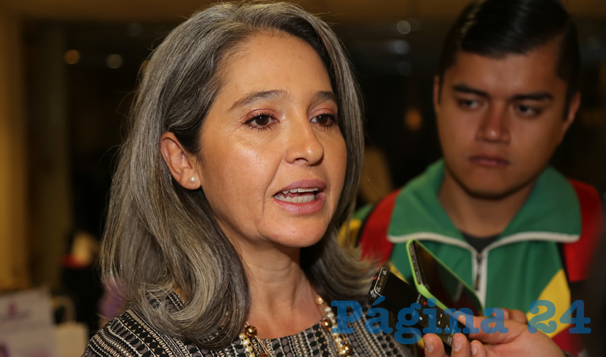 Ve con Buenos Ojos Presidenta de Memac que Haya más Partidos Politicos en Aguascalientes