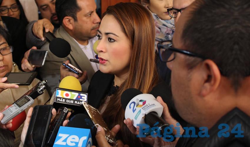 El Gobierno Federal Quiere Centralizar Todo el Presupuesto: Teresa Jiménez