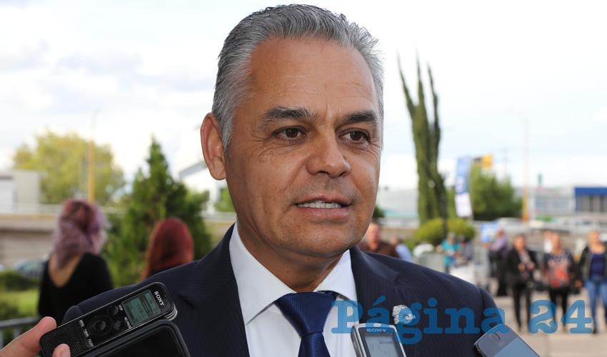 Hasta hoy no Hemos Tenido Diálogo con el Nuevo Gobierno Federal: Noel Mata Atilano