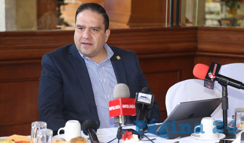 Apoya la Reelección de Tere Jiménez 95 por Ciento de Militantes del PAN: Sánchez Barba