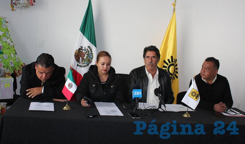 Nos Preocupa que el Gobierno Federal Haga Recortes a CNDH y al INE: Daniel Vital Cruz