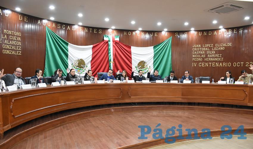 Aprobó Cabildo de Aguascalientes Propuesta de Presupuesto de Egresos Para el año 2019