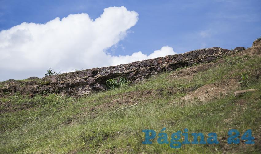 La zona arqueológica de El Grillo, ubicada en los alrededores de la colonia Constitución, en Zapopan, fue descubierta en los años 60; se calcula que data de mil 500 años atrás/Fotos: Cortesía