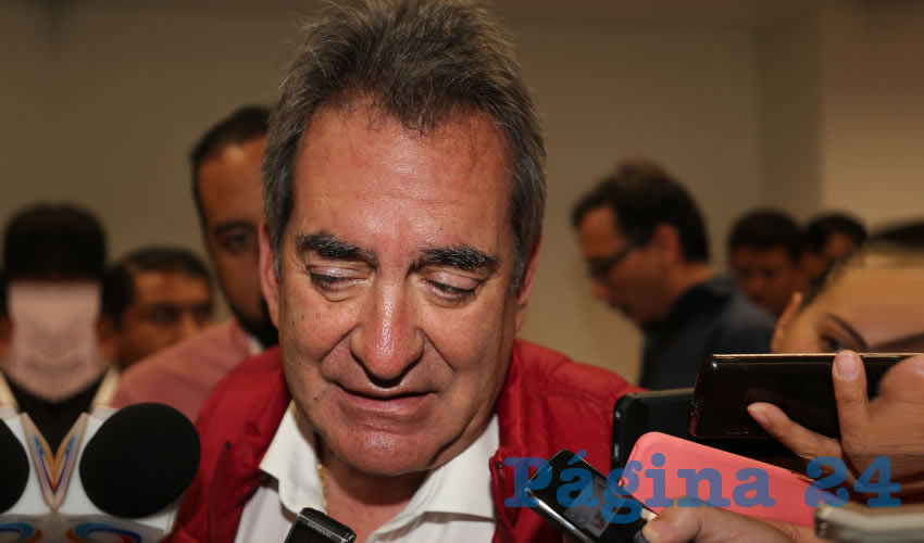 Carlos Lozano de la Torre ...leyenda urbana, no es Moreno...