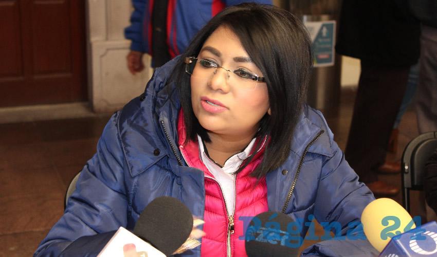 Zayra Angélica Rosales Tirado, directora del IMMA