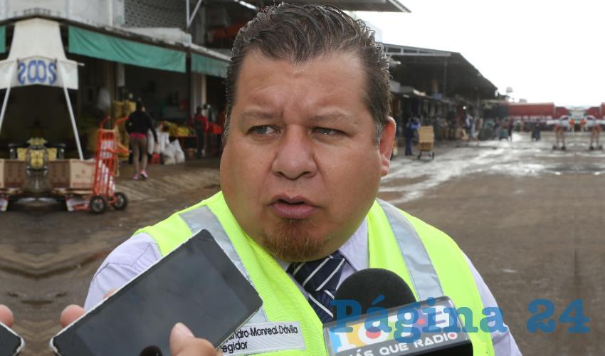 Alejandro Monreal Dávila, regidor de Ayuntamiento de Aguascalientes