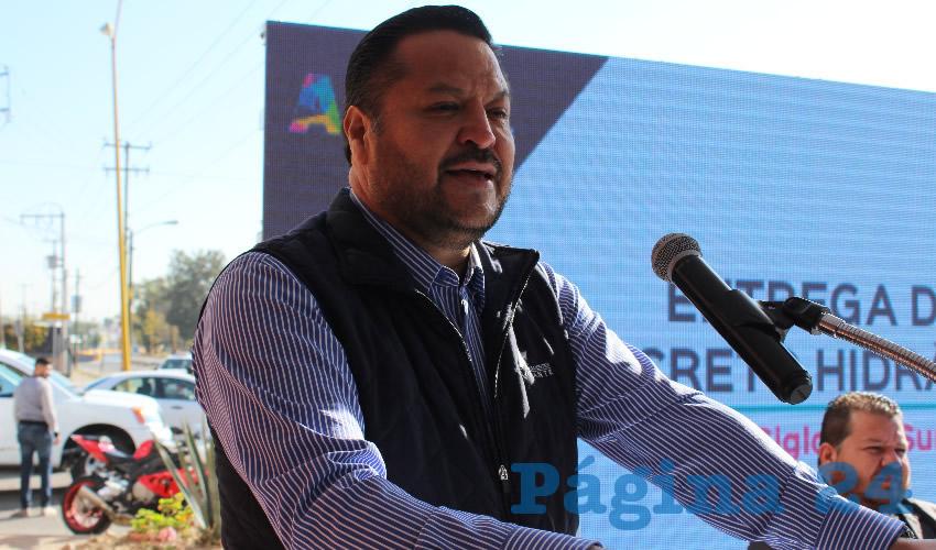 Fernando Herrera Ávila, vocero del Comité Ejecutivo Nacional de PAN