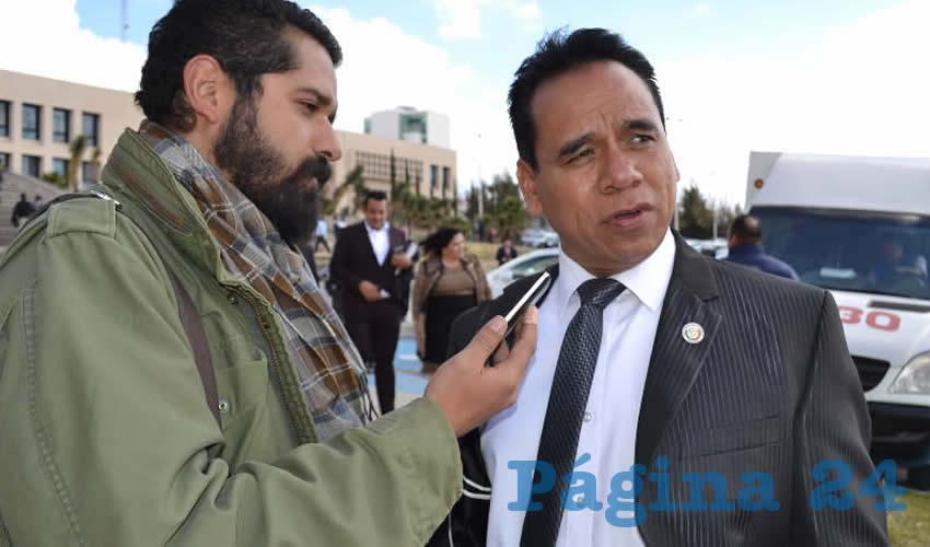 PRD Espera que Guardia Civil no Corra la Misma Suerte que la Gendarmería de Peña