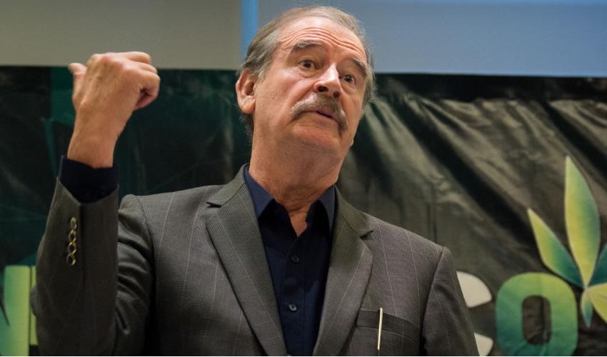 Vicente Fox Quesada ...él inició el huachicoleo...