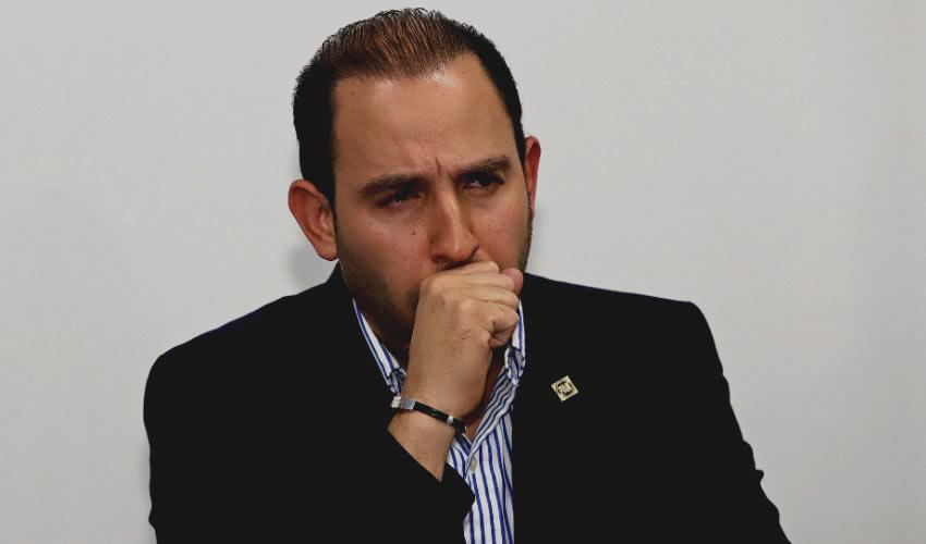 Las Cosas con AMLO van de mal en Peor, no hay Nada que Festejar: Marko Cortés