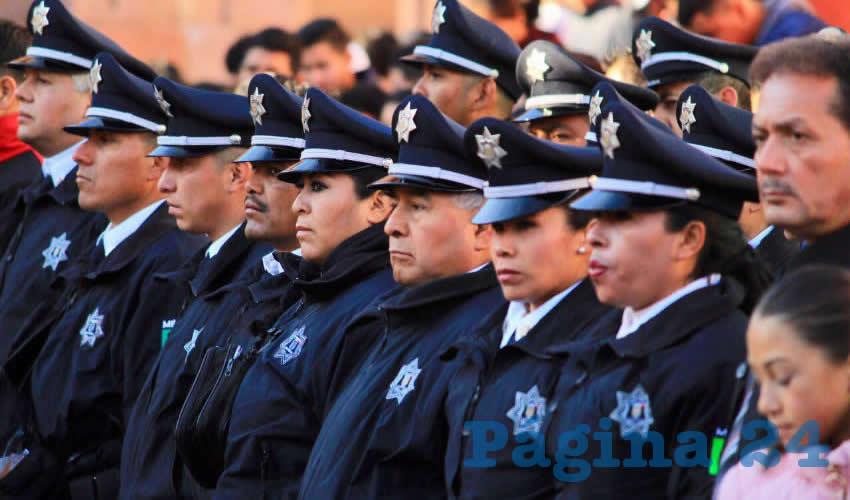 Al cierre de 2018, Zacatecas mejoró su percepción de seguridad, por encima de Guadalajara, San Luis Potosí o Fresnillo, según la encuesta del INEGI