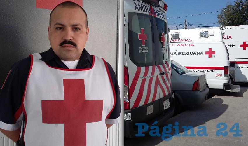 No pega desabasto de gasolina a la Cruz Roja