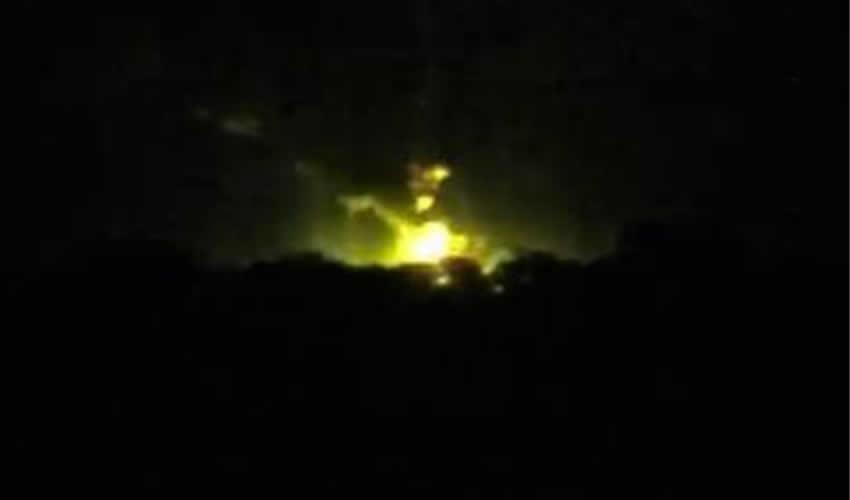 Reportan otra explosión, en el ducto en San Juan del Río, Querétaro