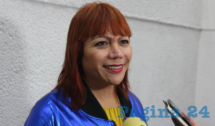 Aguascalientes Está Listo Para Tener Alcaldesa Transexual: Salma Luevano