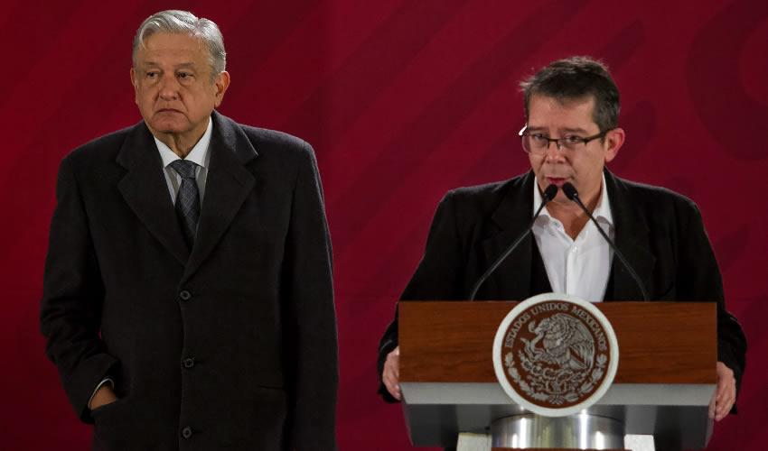 Ciudad de México.- La coordinación sobre los diferentes medios públicos recaerá sobre Jenaro Villamil (Foto: Andrea Murcia/ Cuartoscuro)