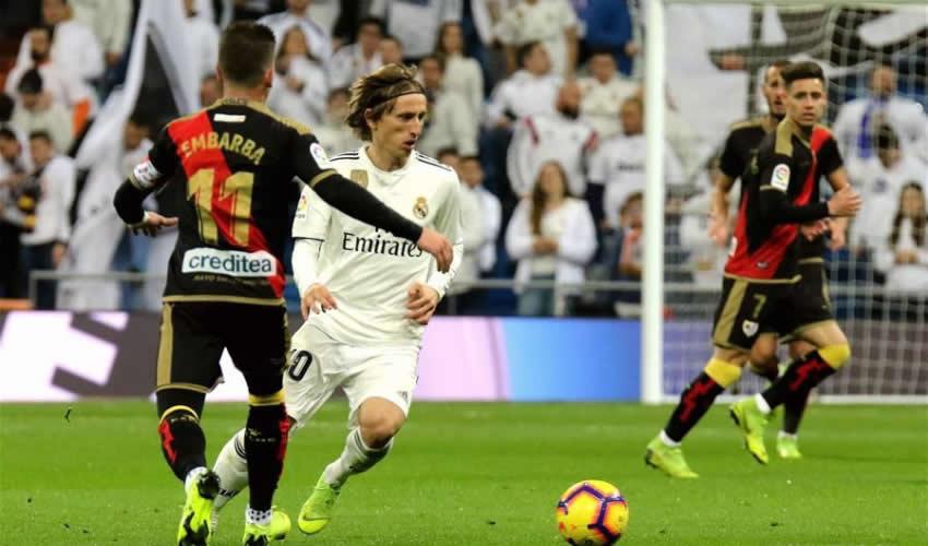 Doblete de Sergio Ramos da Victoria al Real Madrid Sobre el Girona: 4-2