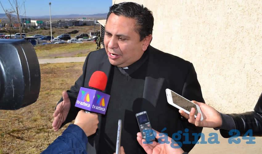 José Manuel Félix Chacón (Foto Rocío Castro)