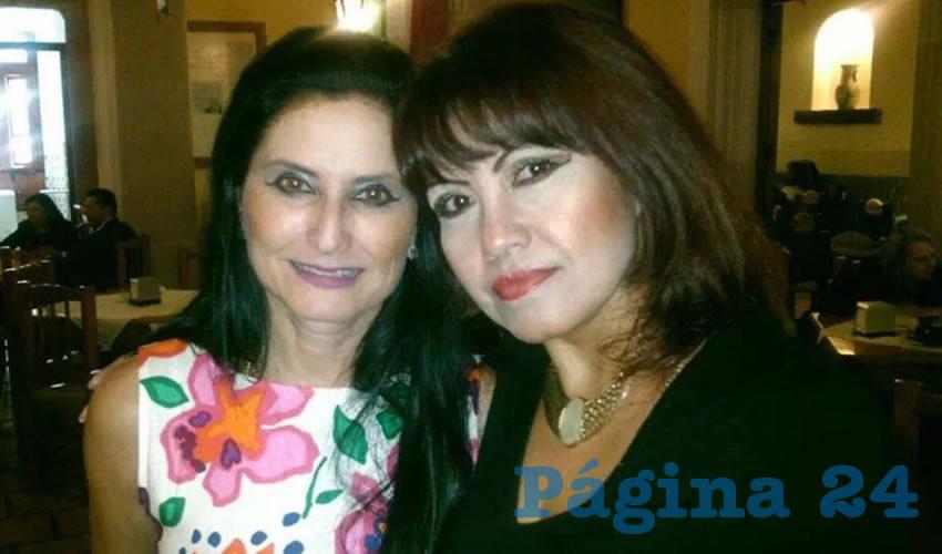 """Doña Blanca Rivera Rio Flores de Lozano y Cuca Martínez Guardado ... la esposa del exgobernador apoyada por """"las más honestas mujeres""""..."""