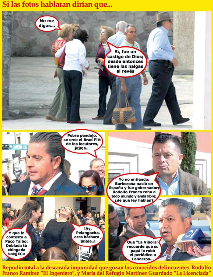 (Fotos: Archivo/Página 24)