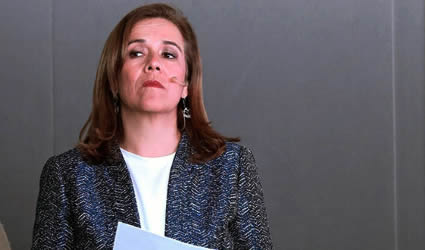 Margarita Zavala Pide a Washington Intervenir en México