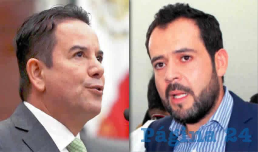 Benjamin Medrano Quezada | Ulises Mejía Haro