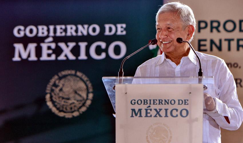 Andrés Manuel López Obrador, presidente de la República (Foto: Gobierno de la República/Cuartoscuro)