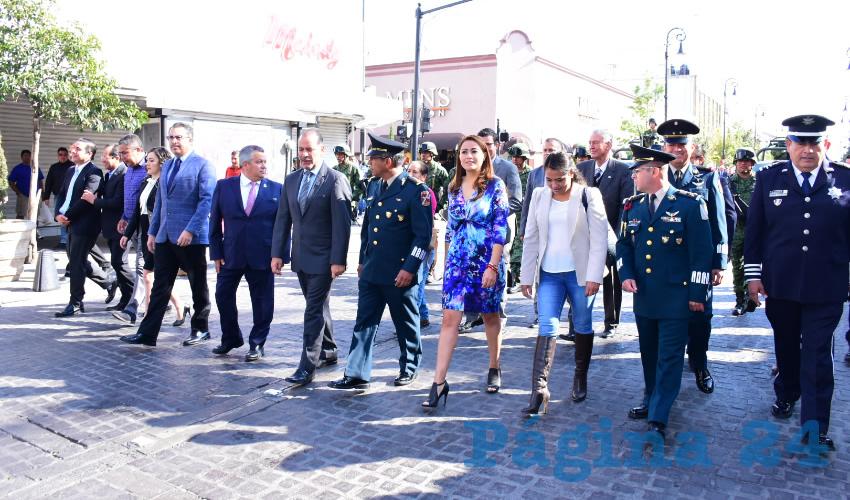 El gobernador Martín Orozco Sandoval llamó a todos sus colaboradores a mantener una conducta de lealtad
