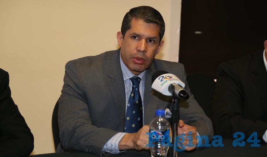 Raúl González Alonso, presidente de Coparmex