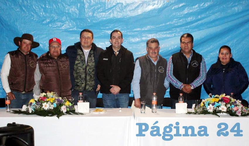 Asamblea de la Asociación Ganadera Local de Pabellón de Arteaga